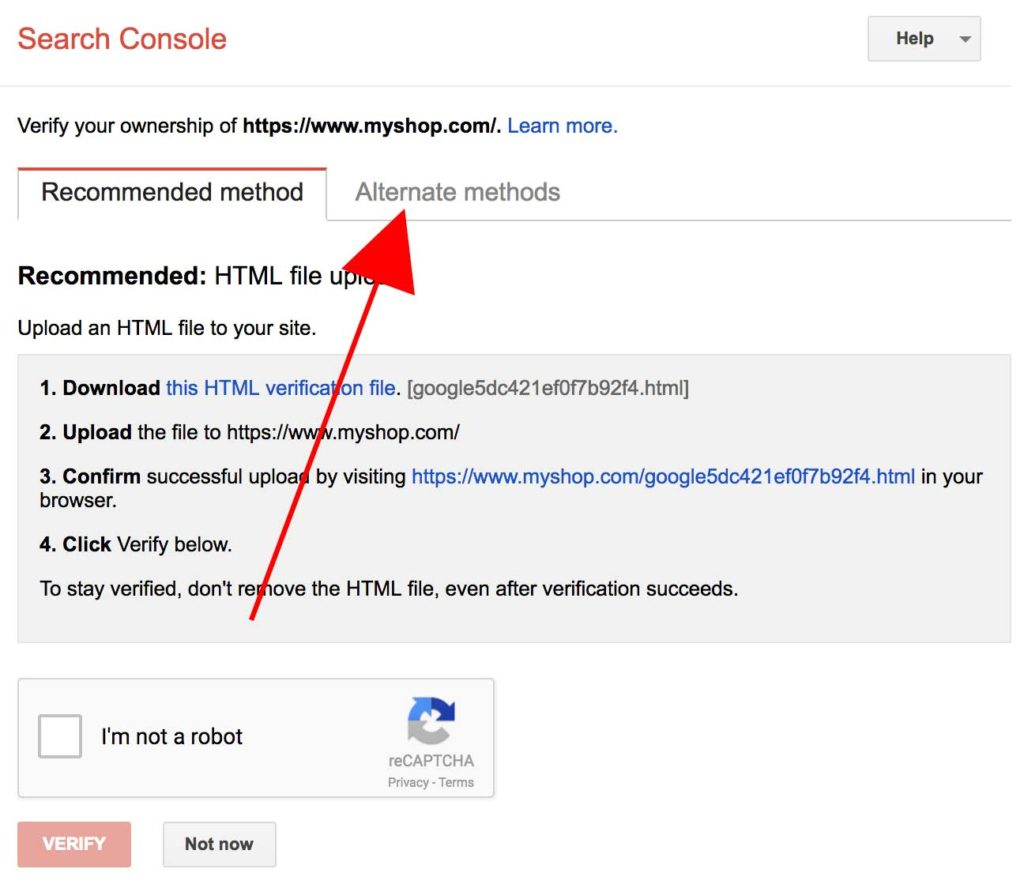 how do i submit my xml sitemap to google search console