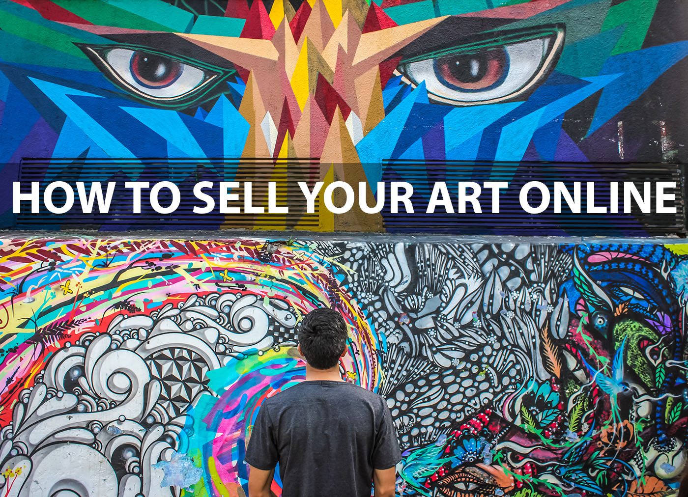 Sell Art Online & Make Money on Shopify: The Beginner's Guide