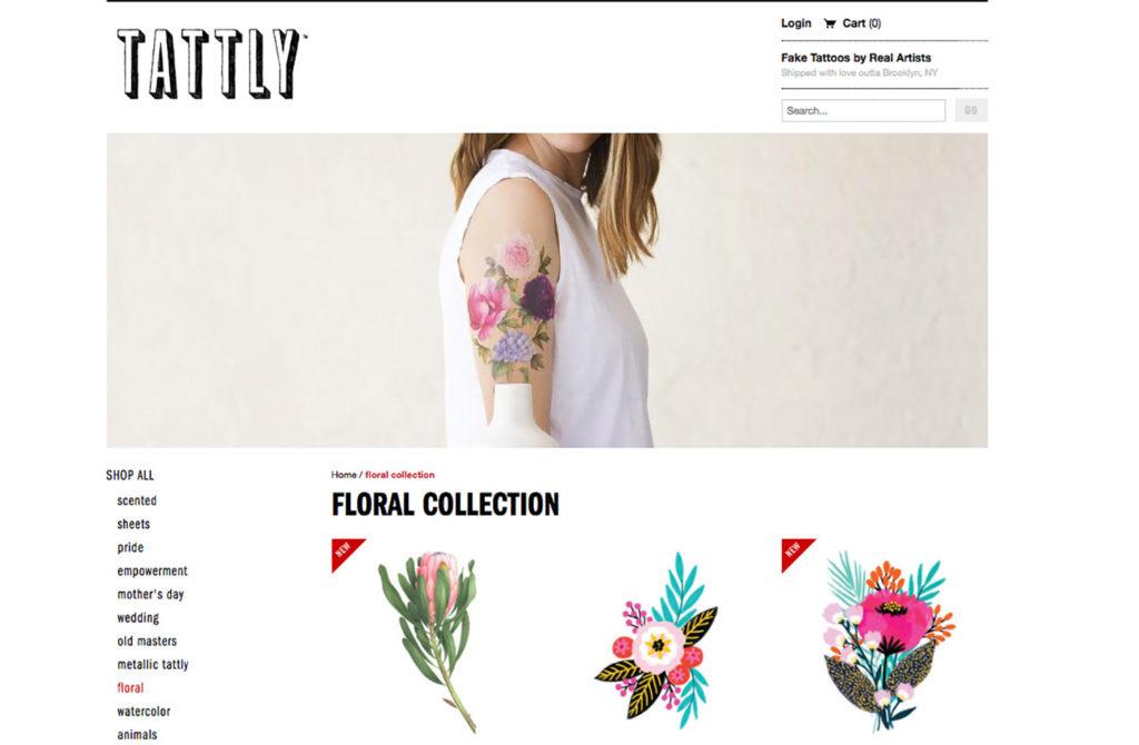 tattly shopify store
