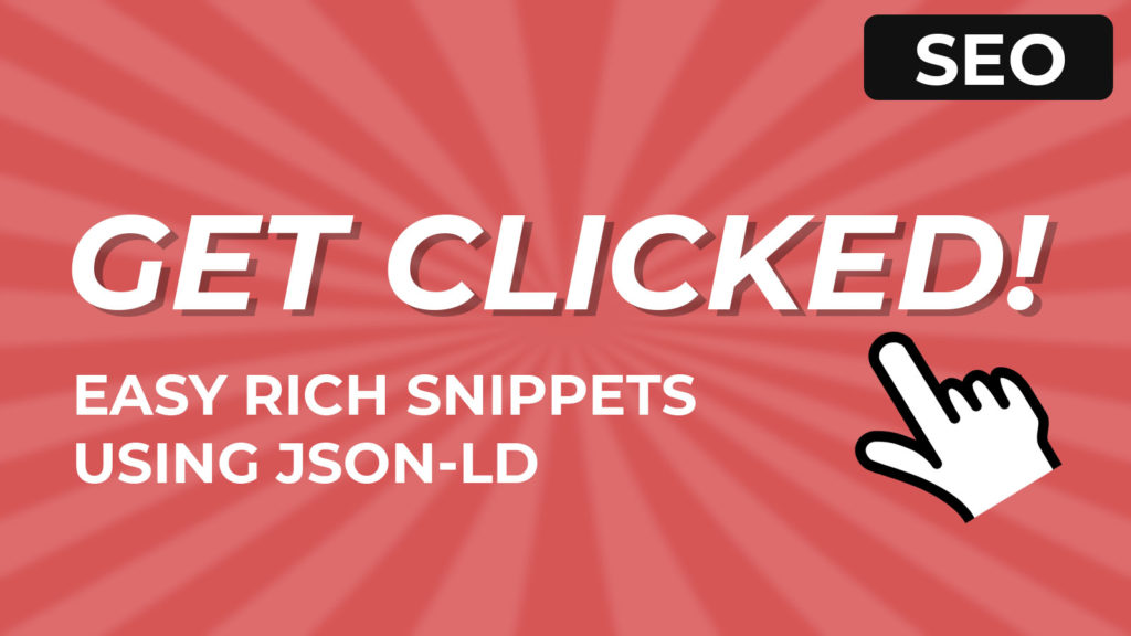 get clicked json-ld shopify app