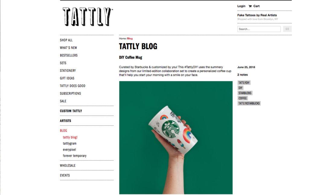 tattly blog