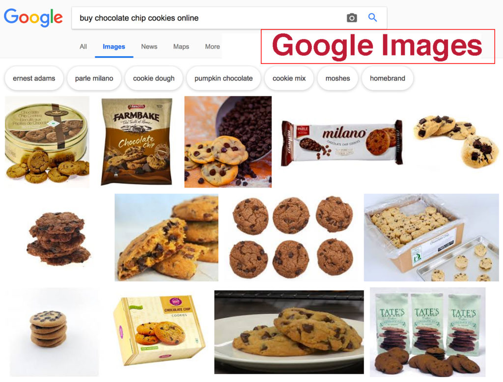 google images seo for products