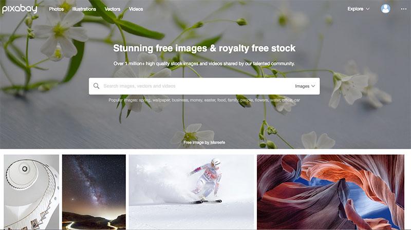 pixabay royalty free stock