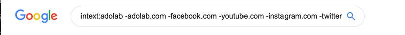 find brand mentions backlinks