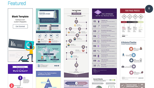 how to make free info graphic