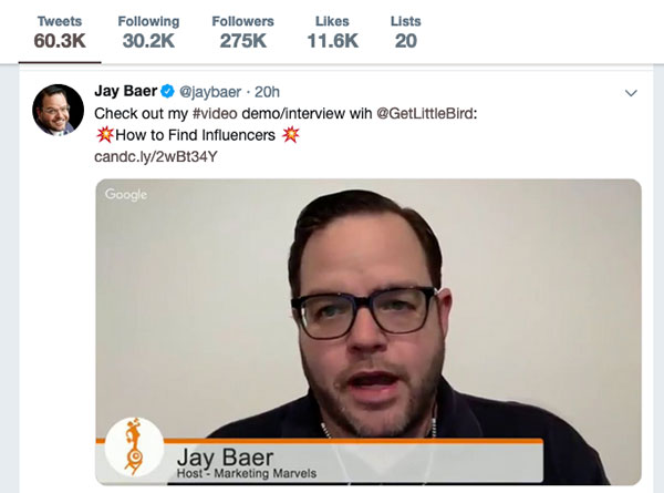 jay baer interview social media marketing
