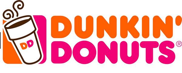 dunkin donuts branding alliteration
