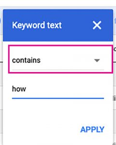 free online keyword tool google keyword planner