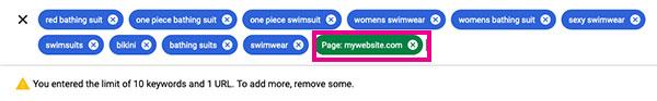 google word search